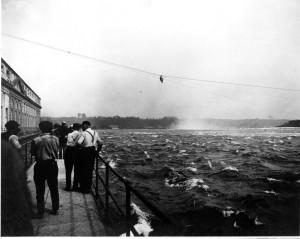 Scow rescue – Niagara Falls (Ontario) Public Library